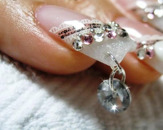 Пирсинг ногтей для женщин в домашних условиях