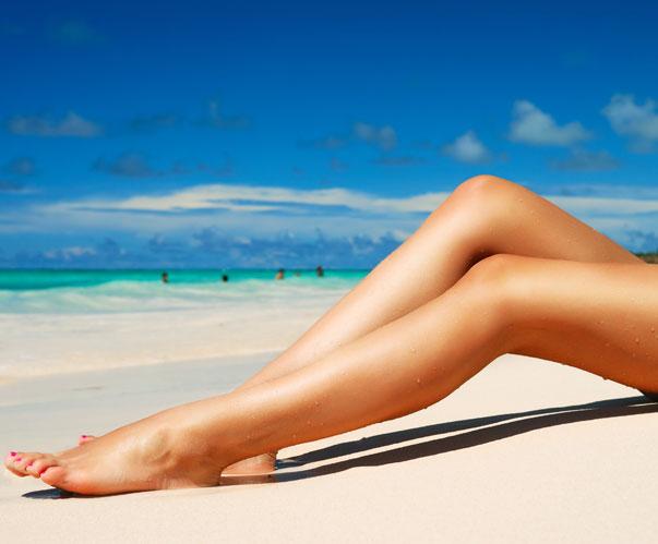 Гладкие ножки - секреты красоты женских ног