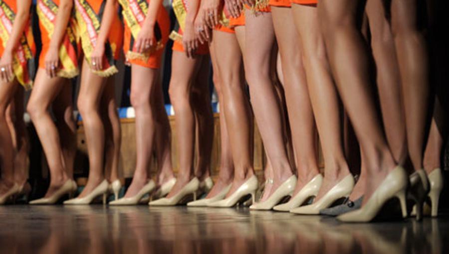 Длинные ноги - секреты, как зрительно сделать ноги длиннее