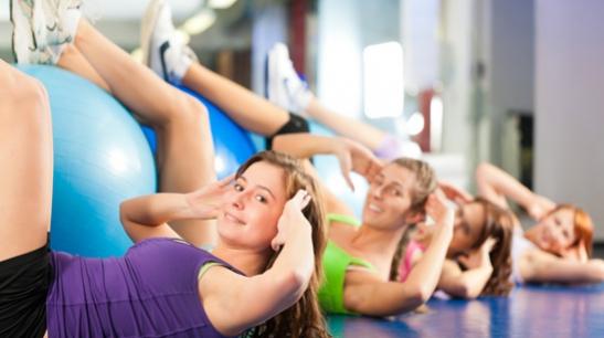 Фитнес для женщин, для похудения