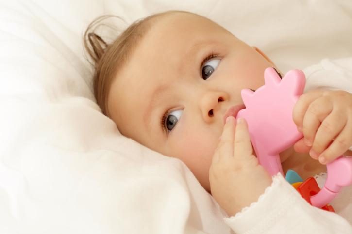 Прорезывание зубов у ребенка симптомы