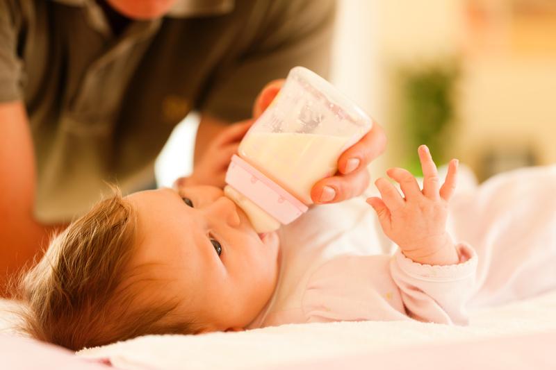 Детское питание для искусственного вскармливания: все о детских смесях
