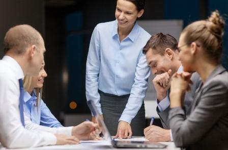 Как стать хорошим руководителем женщине