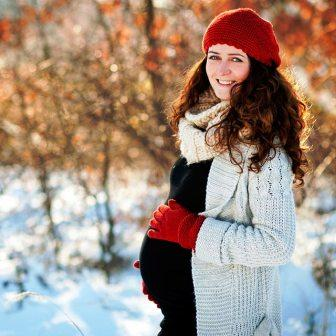 Холодно во время беременности