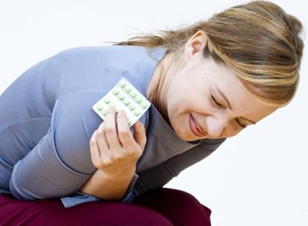 Лечение болей в животе при беременности