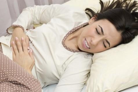Вздутие живота во время беременности