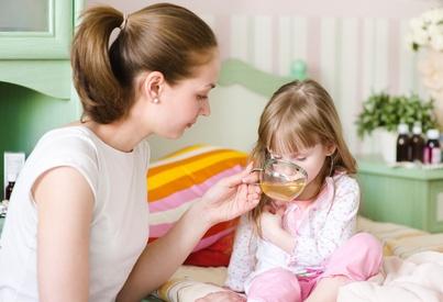 Народные средства от детского кашля