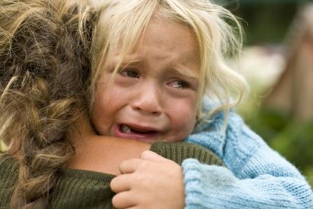 Причины истерик у ребенка