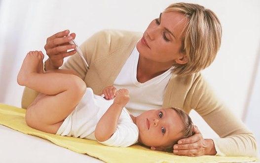Температура у ребенка до года. Как быстро сбить температуру ребенку
