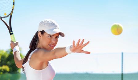 Можно ли беременным играть в теннис или нельзя