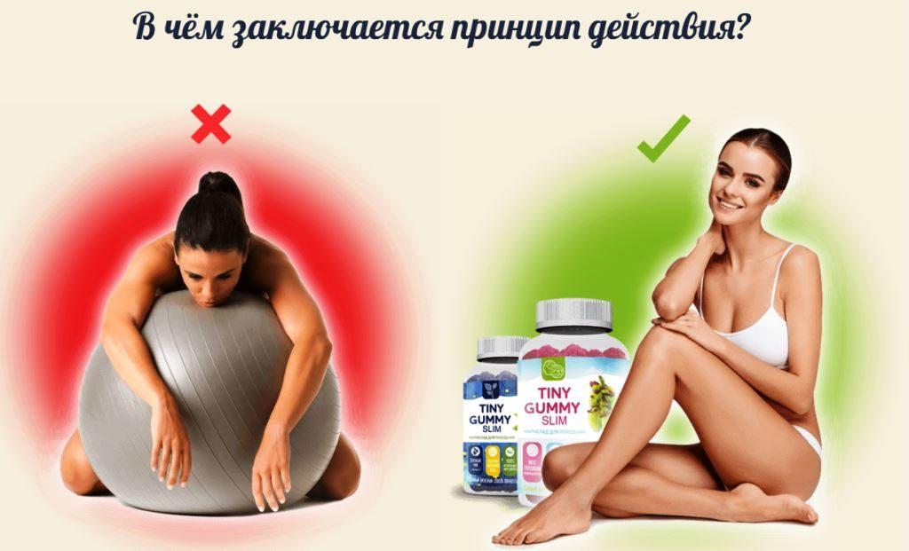 Мармелад для похудения в короткие сроки