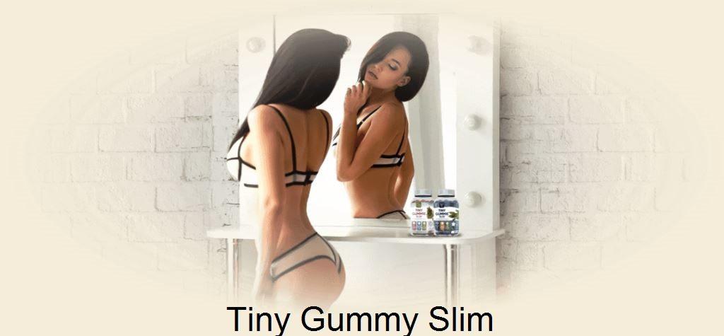Tiny Gummy Slim: для похудения: цена, где купить