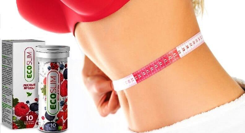 Eco Slim для похудения: состав, цена, отзывы о шипучих таблетках
